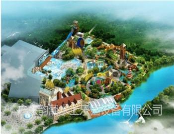 徐州水上乐园规划图
