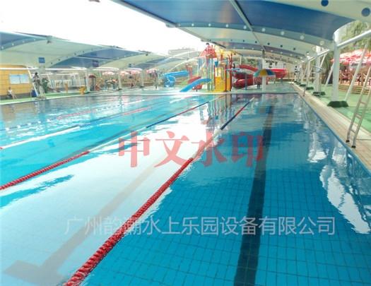 YC-ST-74 标准游泳池