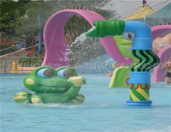 YC-XS-41 青蛙戏水