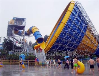 佛山YC-ZR-42 大喇叭滑梯