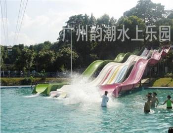 YC-ZR-54 波浪滑梯