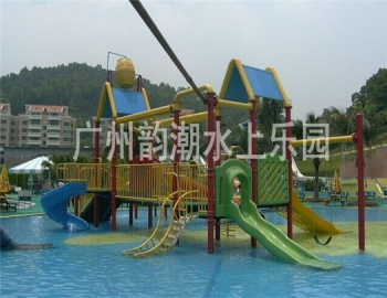 YC-SW-65 儿童水屋